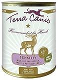 Terra Canis | Wild mit Kartoffeln, Apfel und Preiselbeeren, getreidefrei | 6 x 800 g