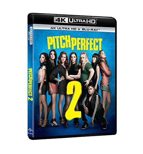 Pitch Perfect 2 (4K Ultra HD + Blu-Ray)