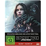 Rogue One - A Star Wars Story (2D+3D) Steelbook