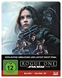 Image of Rogue One - A Star Wars Story (2D+3D) Steelbook [Blu-ray] [Limited Edition]
