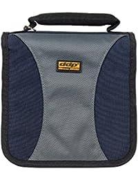 f5405d5ebbcc DDP Housse textile range CD ou DVD de marque A8CDE - Bleu