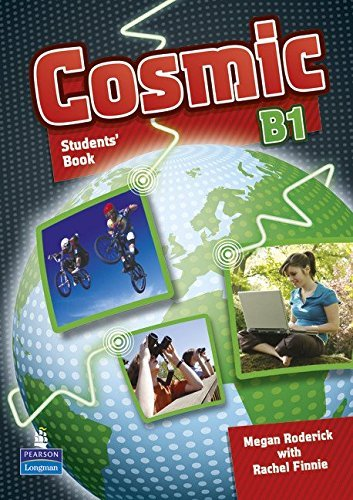 Cosmic B1 Student Book & Active Book Pack by Ms Megan Roderick (2011-07-21)