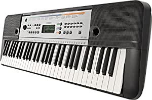 yamaha ypt 255 keyboard musikinstrumente. Black Bedroom Furniture Sets. Home Design Ideas