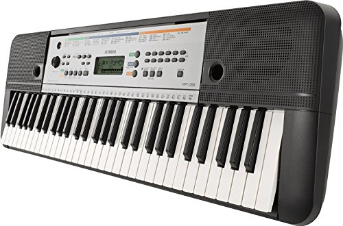 yamaha-ypt-255-clavier-arrangeur-61-touches-noir
