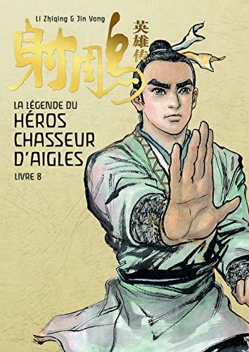 La Légende du Héros Chasseur d'Aigles Edition simple Tome 8