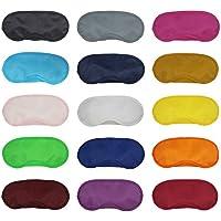 dreamtop 15Stück Multicolor Eye Schatten Cover Herren Kids Travel Schlaf Augenmaske Augenbinde Schlafsack mit... preisvergleich bei billige-tabletten.eu