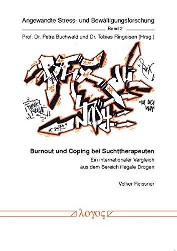 Burnout und Coping bei Suchttherapeuten