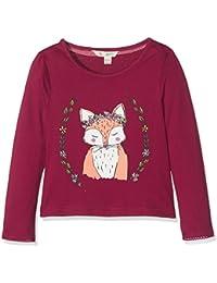 Uttam Boutique Girl's Fox Print Jersey T-Shirt