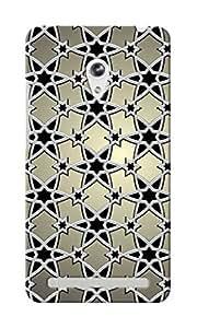 KnapCase Stars Designer 3D Printed Case Cover For Asus Zenfone 5