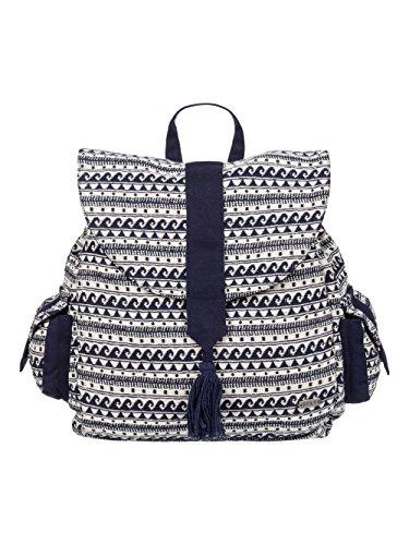 roxy-damen-rucksack-delhi-backpack-wave-jacquardb-combo-sand-piper-34-x-305-x-125-cm-11-liter-erjbp0