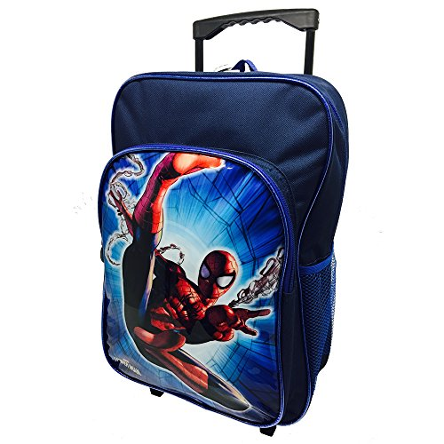 marvel-ultimate-spiderman-grande-chariot-sac-a-dos-enfant-40-cm-multicolore