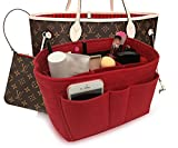 Best Louis Vuitton Bags - Danslove Felt Insert Fabric Purse Organizer Bag, Bag Review