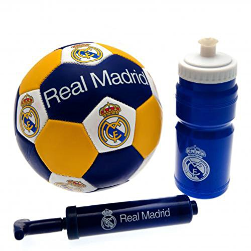Real Madrid F.C.–Juego de fútbol oficial mercancía