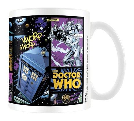 Doctor Who Comic Strip Tazza 300Ml