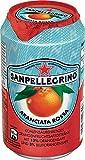San Pellegrino - Aranciata Rossa Orangenlimonade - 0,33l inkl. Pfand