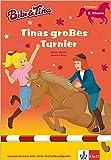 Bibi & Tina - Tinas großes Turnier: Mit Hufeisen-Quiz. Erstleser, 2. Klasse