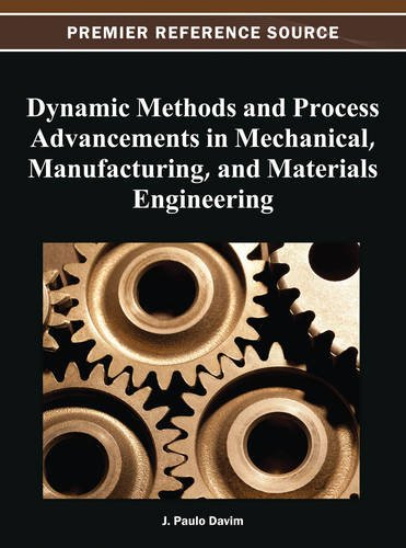 Dynamic Methods and Process Advancements in Mechanical, Manufacturing, and Materials Engineering