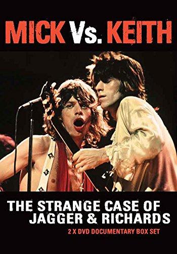 Mick VS. Keith - The Strange Case of Jagger & Richards [2 DVDs]