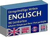 Anglais verbes irréguliers, fiches, Vocabulaire Allemand de Anglais