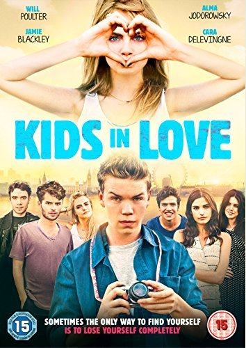 Kids In Love [DVD] by Will Poulter