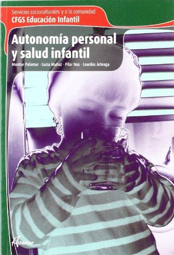 Autonomía Personal Y Salud Infantil. CFGS