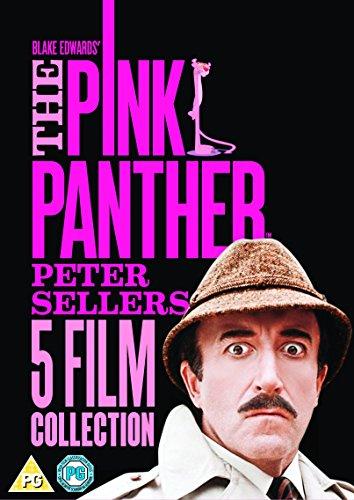 Pink Panther Boxset [DVD-AUDIO]