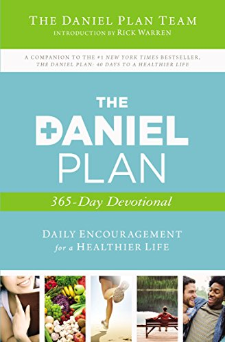 Epub eBooks The Daniel Plan 365-Day Devotional: Daily Encouragement for a Healthier Life