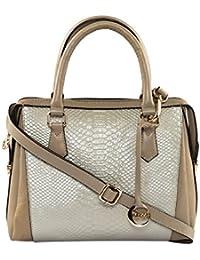Klasse Genuine Leather Women's Cross Body Sling Bag With Tassel And Handle For Ladies