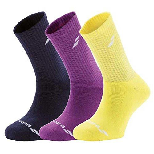 Babolat Socken 3P 5us17371–243–43–46