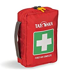 Tatonka Erste Hilfe First Aid Complete, Red, 18 x 12.5 x 5.5 cm, 2716
