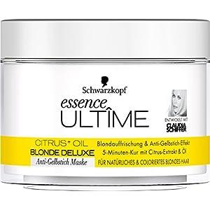 essence ULTÎME blonde Deluxe Tiegelkur, 3er Pack (3 x 200 ml)