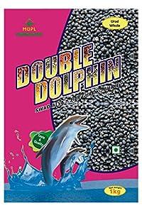 DOUBLE DOLPHIN Urad Whole- 1 K.g