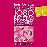 Más allá de 1080 recetas de cocina. Repostería (Libros Singulares (Ls))