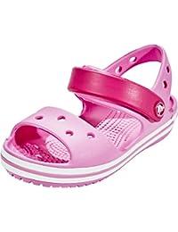 Crocs Crocband Sandal K Zuecos, Bebé-niños
