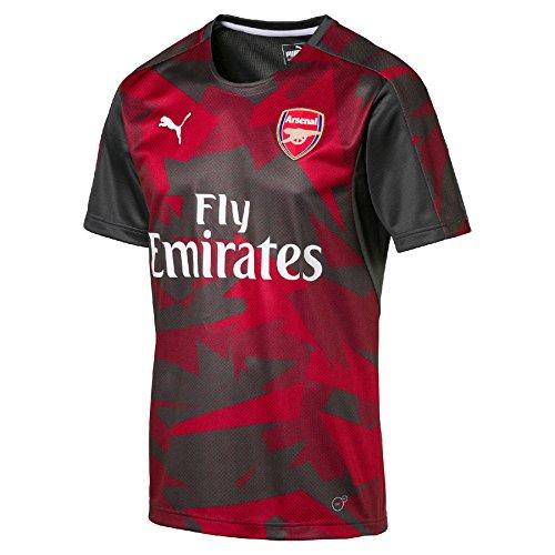Puma Arsenal FC, Temporada 2017/2018 Camiseta, Hombre, Verde, XL