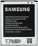 SAMSUNG Batteria Originale per Galaxy S III Mini (1500mAh) - EB-F1M7FLU