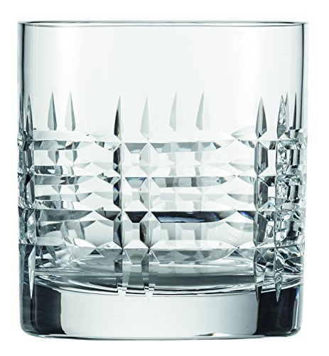 Classic Double Old Fashioned (Schott Zwiesel Basic BAR Selection Trinkglas, Glas, transparent, 19.6 x 9.8 x 10.7 cm, 2-Einheiten)