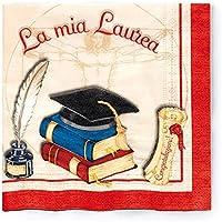 Magic Party TE17 - Tovagliolo in Carta La Mia Laurea 3 Veli 33 x 33 cm 8ccba8574bdb