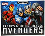 #1: HMI Licensed Disney & Marvel Characters Drawing Clip Board Exam Board, A3 Size (Avengers 1)