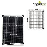 Solaranlage Autark XS-Master 50W Solar – 300W AC Leistung 12V 230V - 2