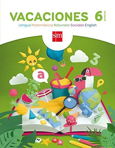 Rasi y la pandilla en... vacaciones. 6 Primaria por From Ediciones Sm