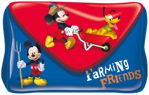 Disney Junior Mickey Club House UVA Fragola Rest Set with Fleece Blanket