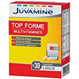 Juvamine Top Forme Multivitamines 30 Comprimés