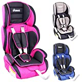 KIDIMAX Autokindersitz Kindersitz Kinderautositz, Sitzschale, universal, zugelassen nach ECE R44/04,...