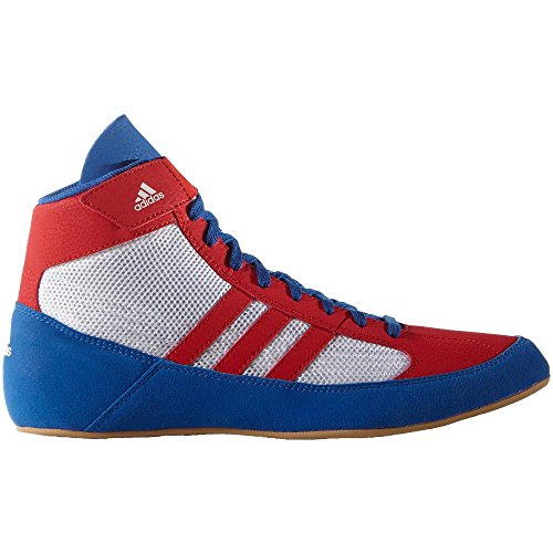 Adidas Chaos Kids Boxing Stiefel - blau/rot Blue, Red & White