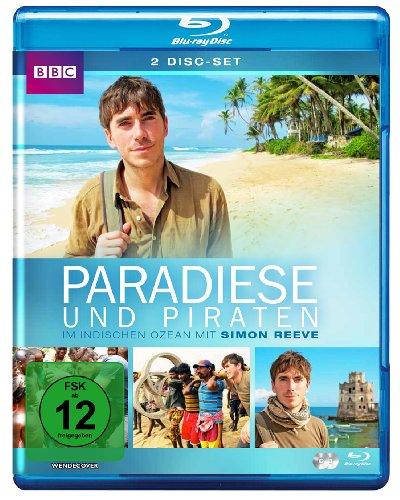 Paradiese und Piraten - Im Indischen Ozean mit Simon Reeve (BBC) Blu-ray