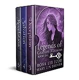 Legends of Graham Mansion Books 3-5: DECEPTION, SALVATION & REVELATION: Legends of Graham Mansion Boxed Set Two