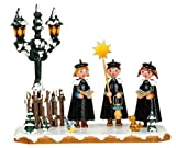 Kleine Figuren & Miniaturen Kurrendesänger - 16x14 cm - Hubrig Volkskunst