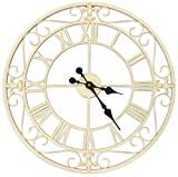 House of Durante das York Skelett Uhr (60 cm)