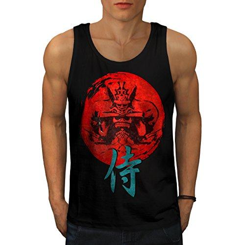 japonais-rouge-symbole-asiatique-homme-nouveau-noir-xl-dbardeur-wellcoda